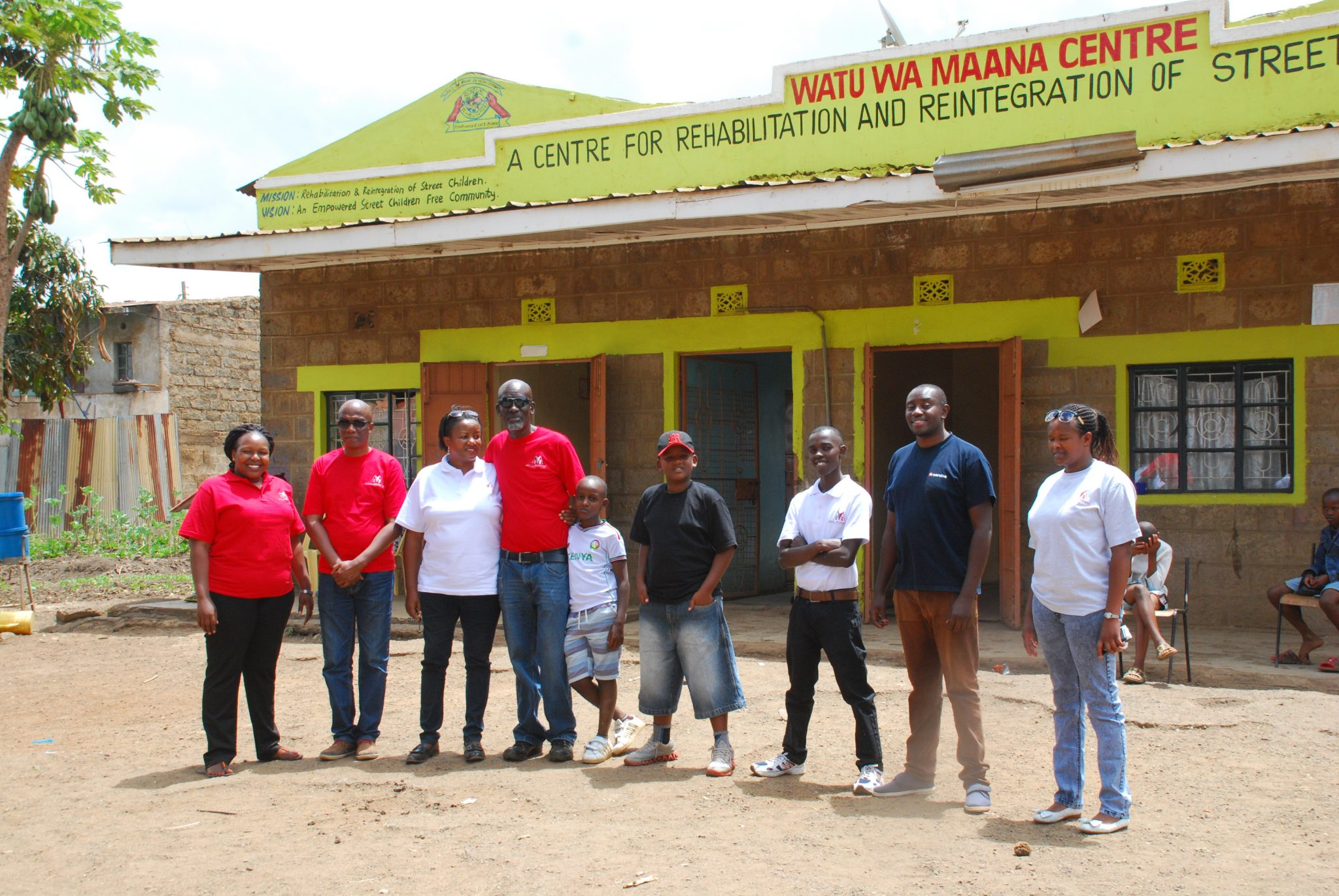 Miamu Properties Team With Watu Wa Maana