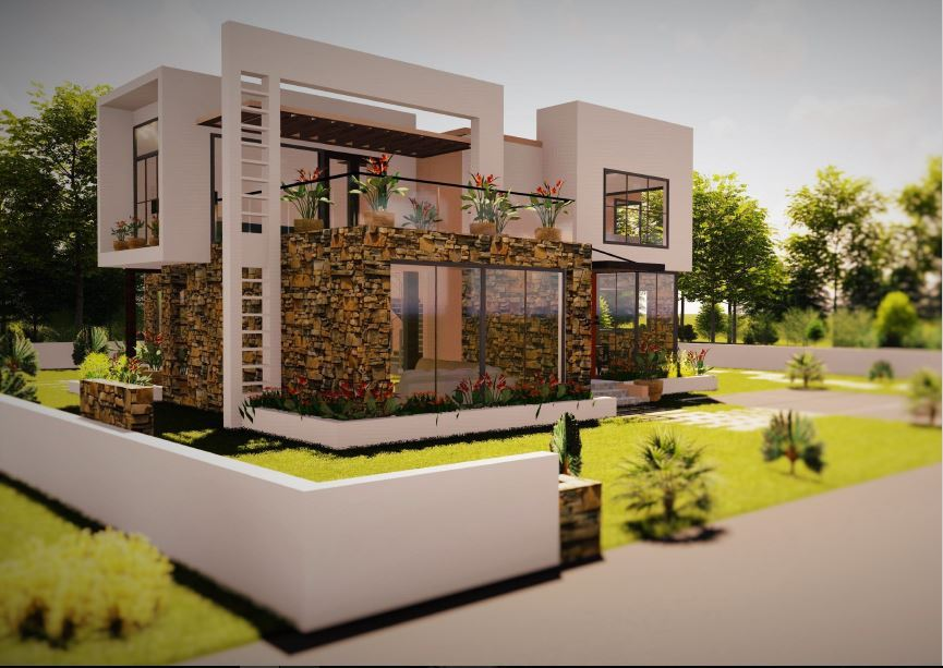 Fully Serviced Plots